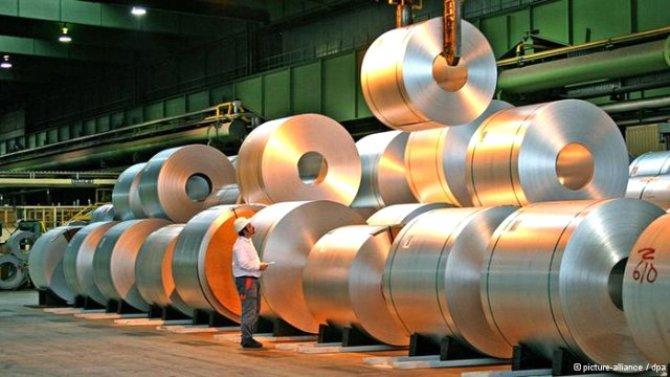 demir çelik ihracatı